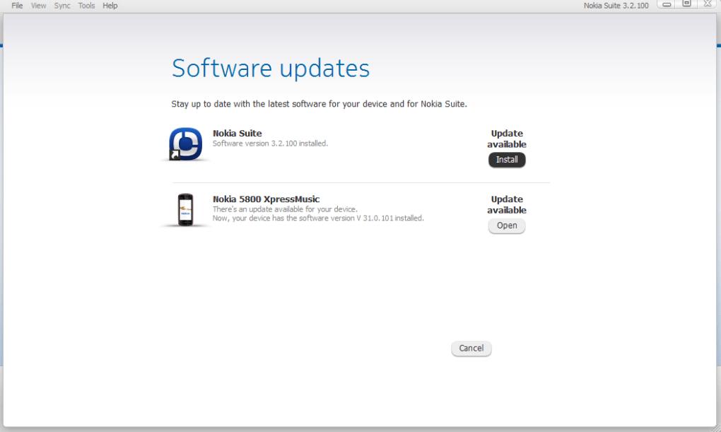 Nokia 5130c-2 USB Phone Parent - driver download software