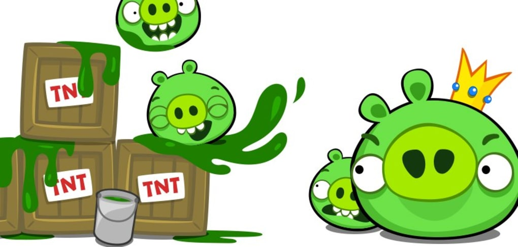 bad piggies da