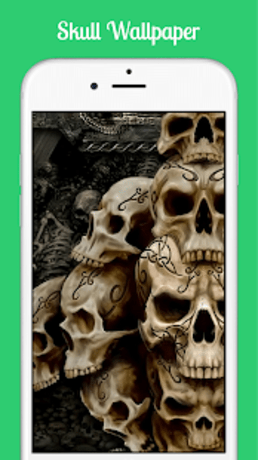 Skull Wallpaper APK for Android - Download