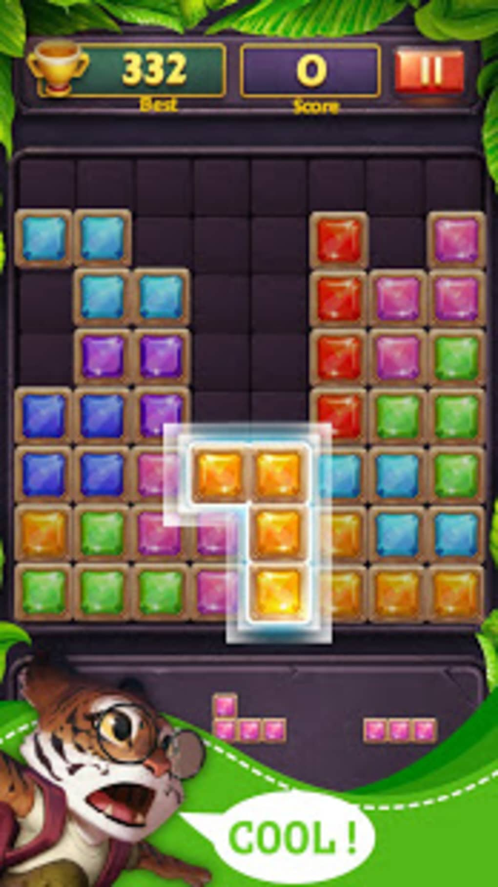 Block puzzle free block puzzle apk game free download for android.