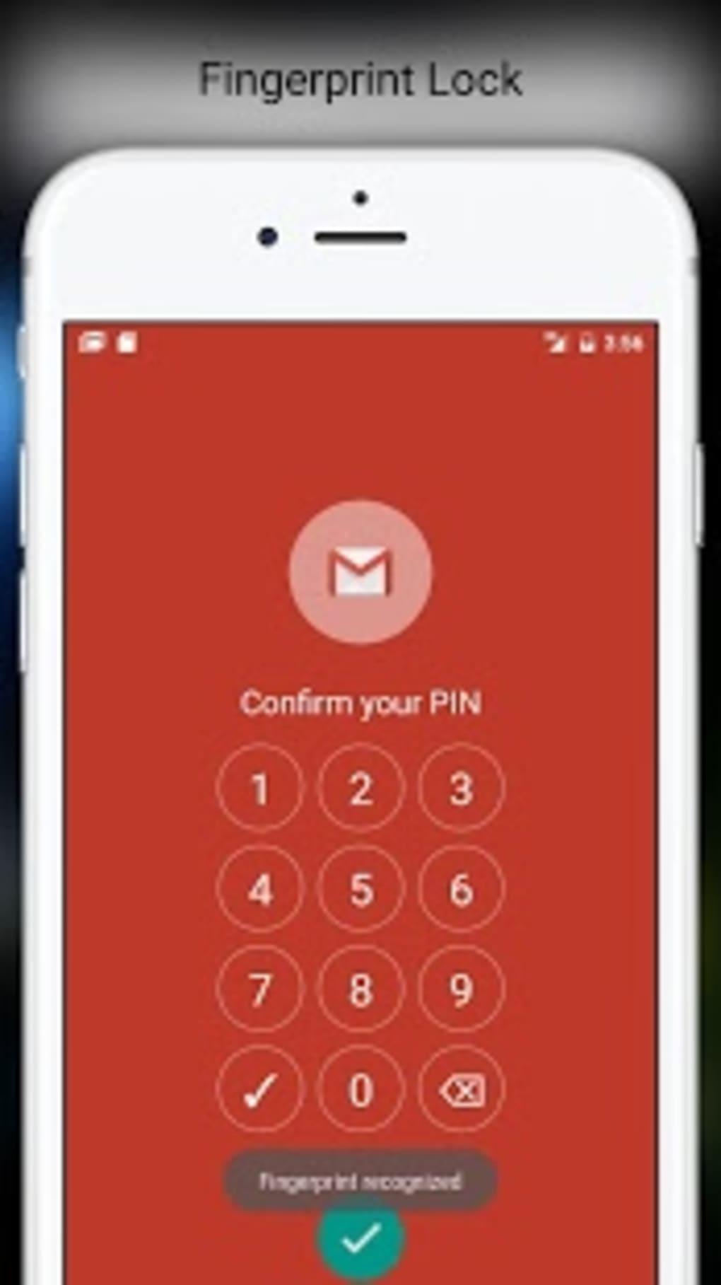 Fingerprint Pattern App Lock for Android - Download