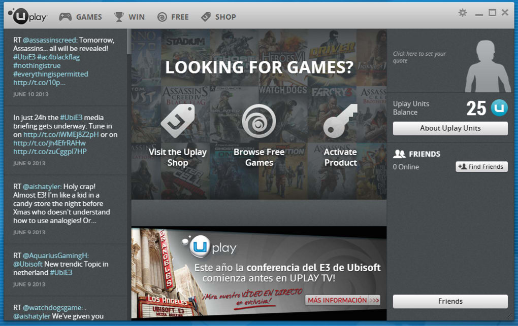 Uplay + - Download
