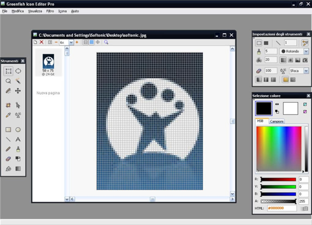Greenfish icon editor pro download for Home design 3d professional italiano gratis