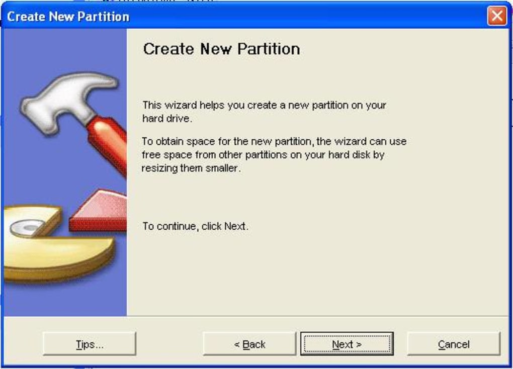 portable norton partition magic 8.05