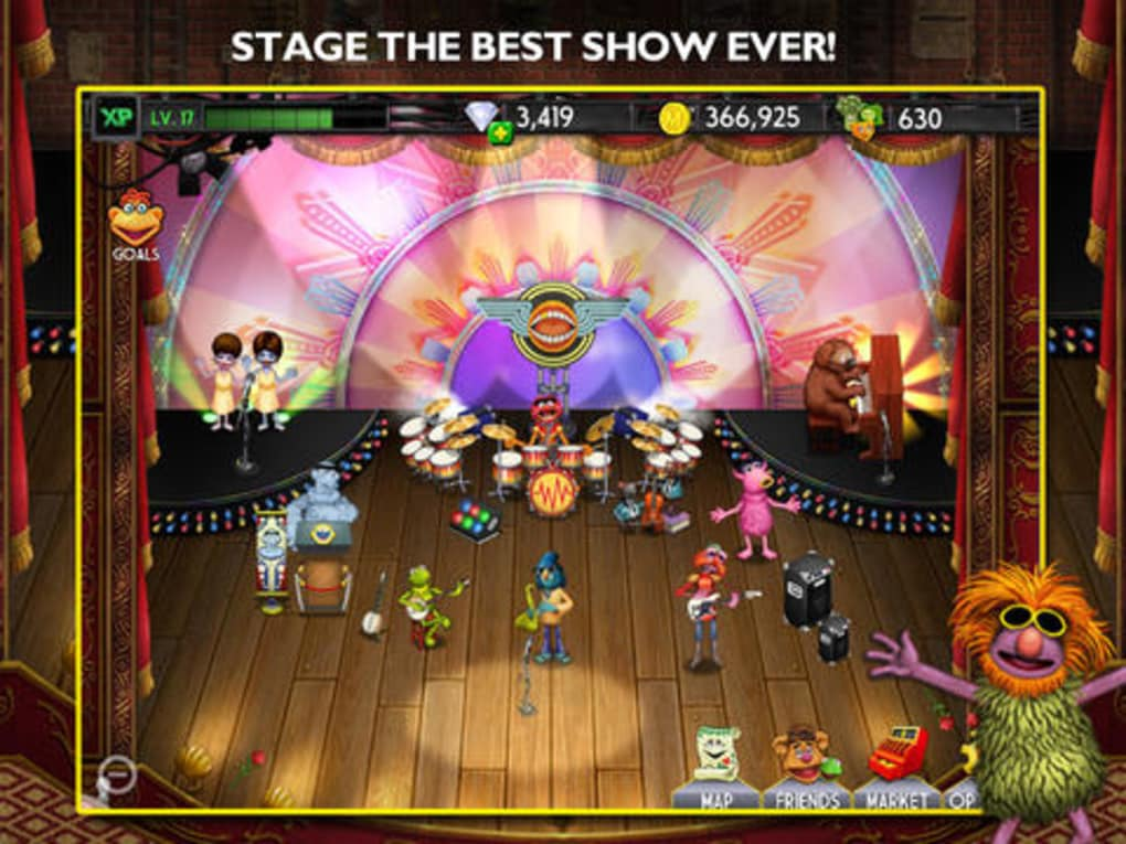 My Muppets Show for iPhone - Download