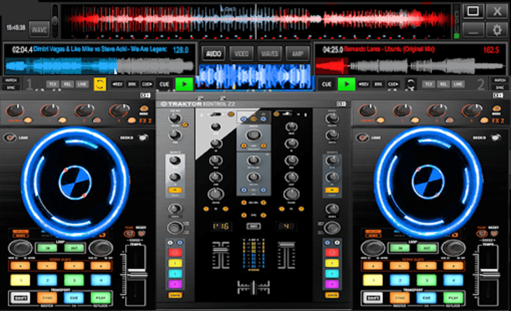 Virtual Music mixer DJ for Android - Download