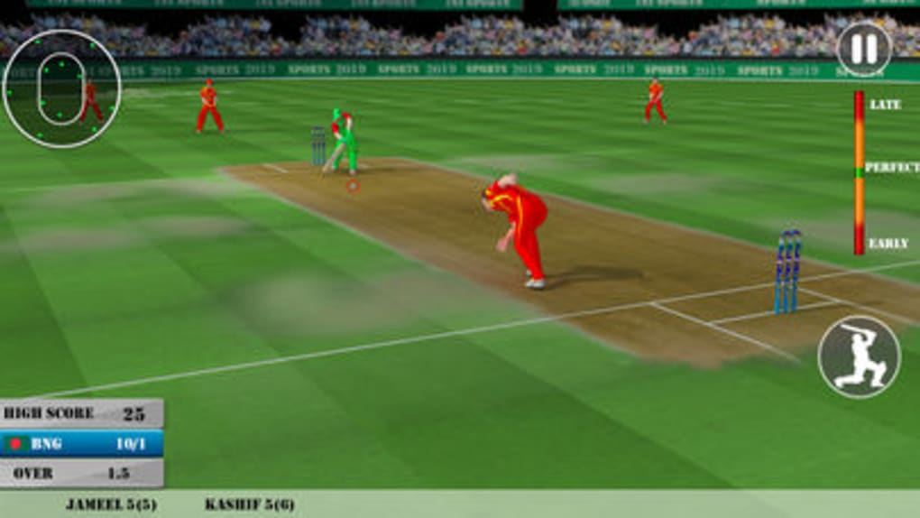 Play Cricket Games 2019 For Iphone Download