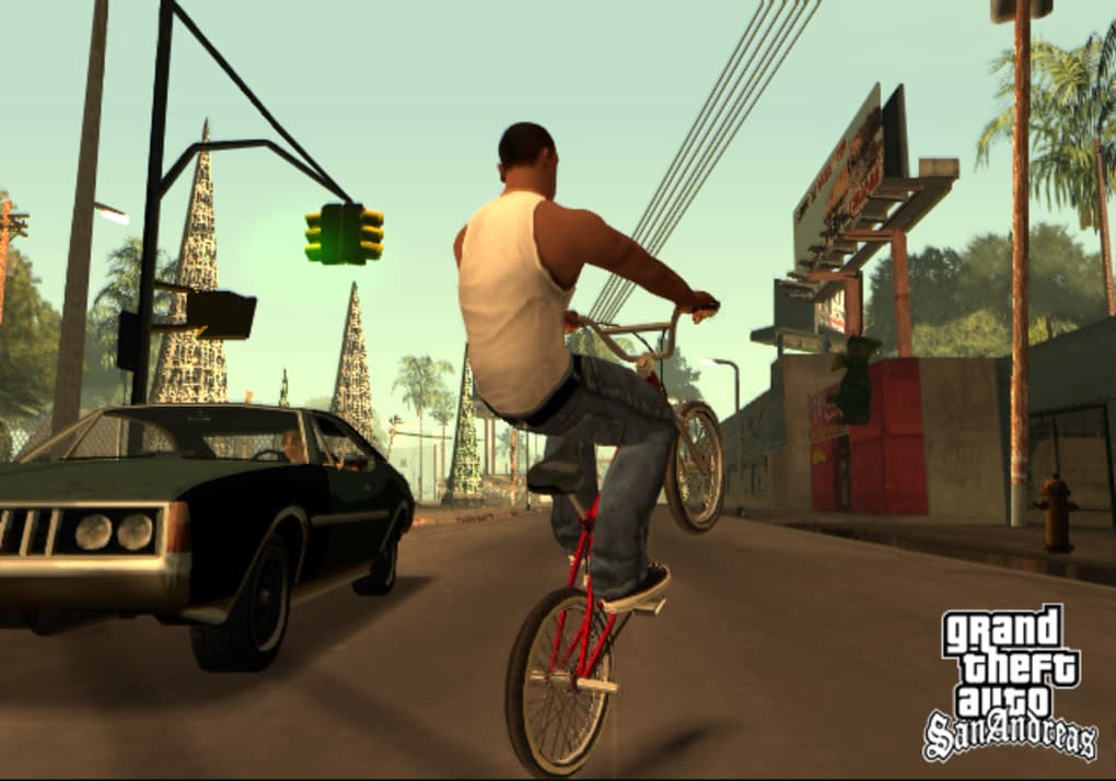 Grand Theft Auto San Andreas Descargar