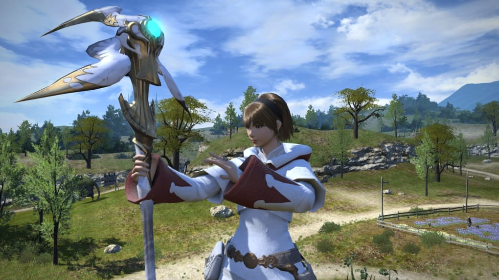 Final Fantasy XIV - A Realm Reborn - Download