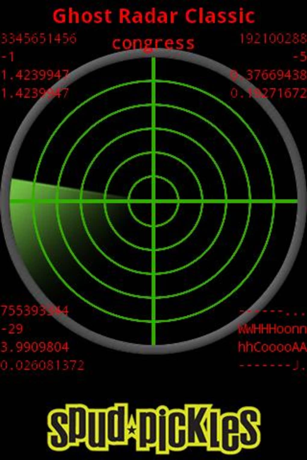 Ghost Radar Classic for Android - Download