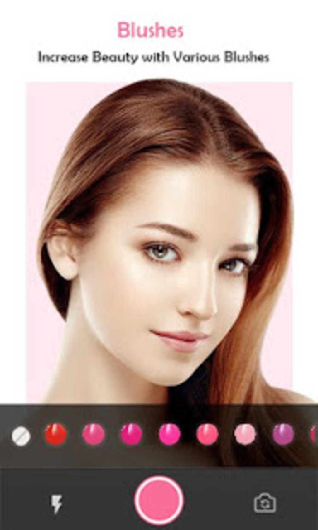 Selfie Beauty Makeup Camera - Face Photo Editor for Android