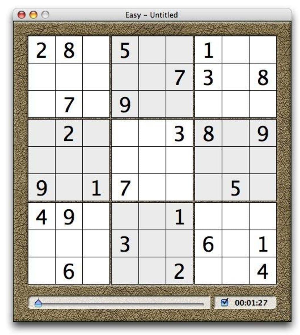 Sudokuadept Pour Mac Télécharger