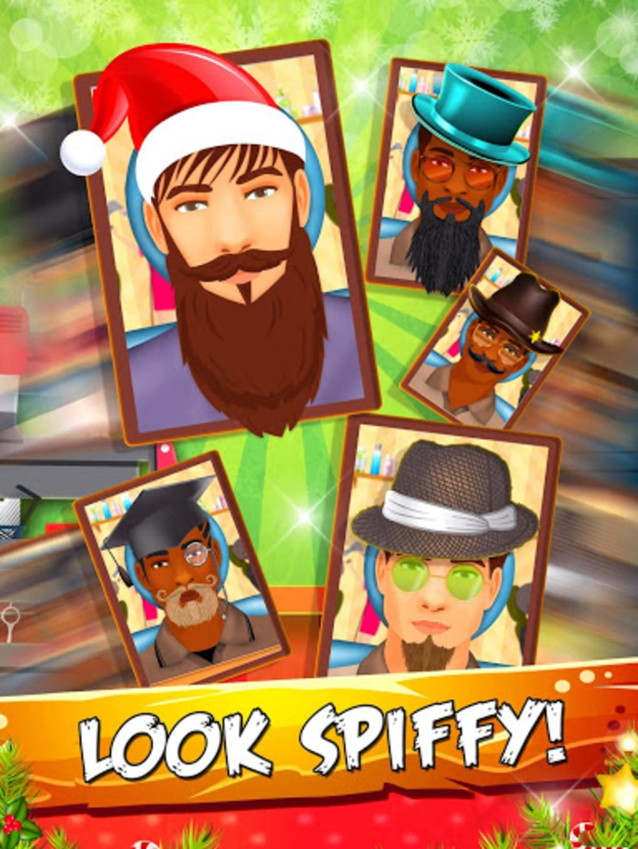 Crazy Beard Salon My Christmas
