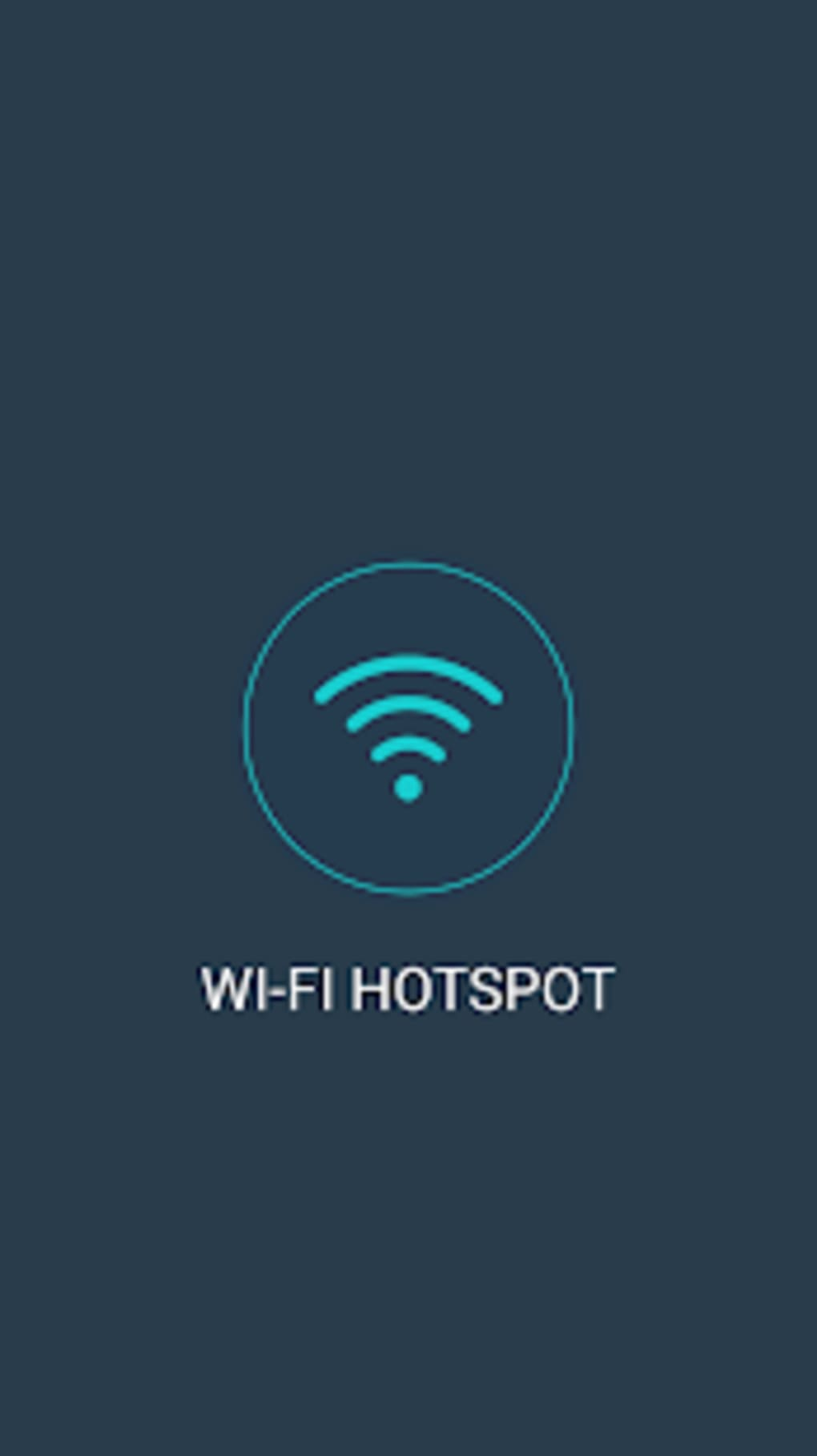 Free Wifi Hotspot Portable for Android - Download