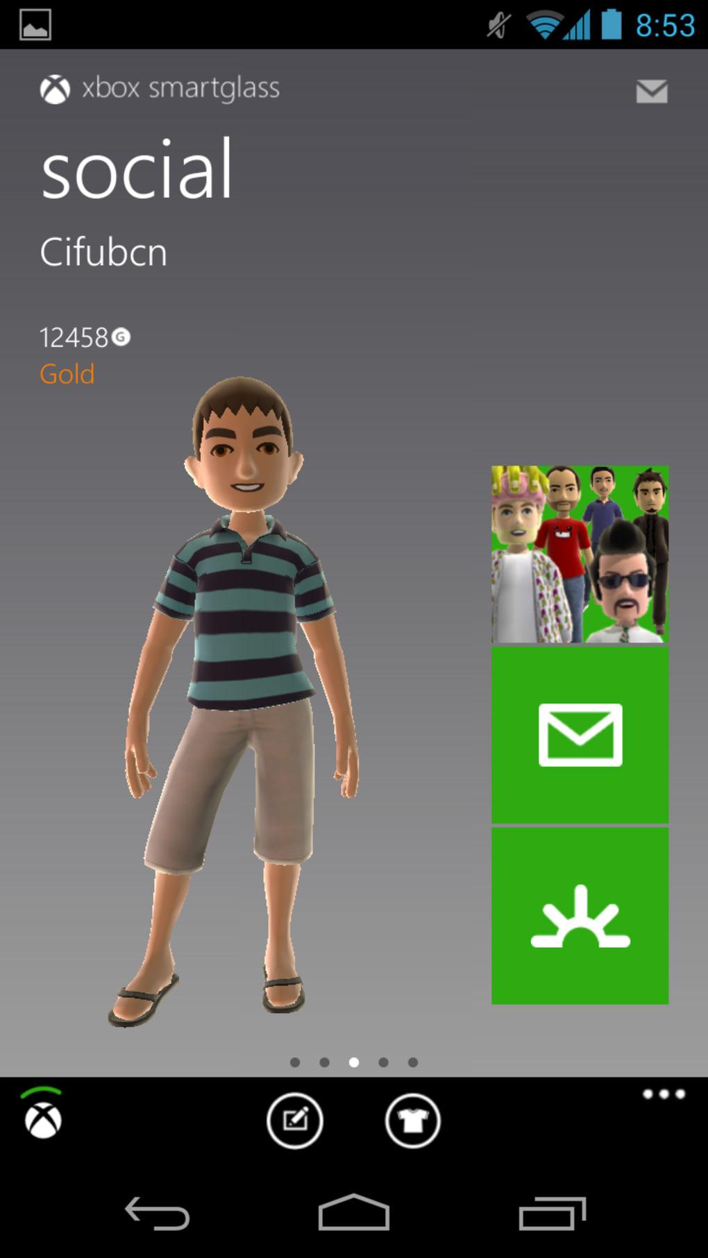 Xbox 360 SmartGlass para Android - Download