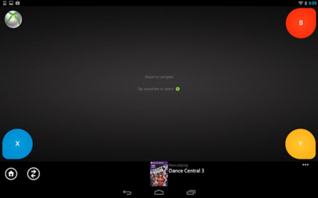 Xbox 360 SmartGlass for Android - Download