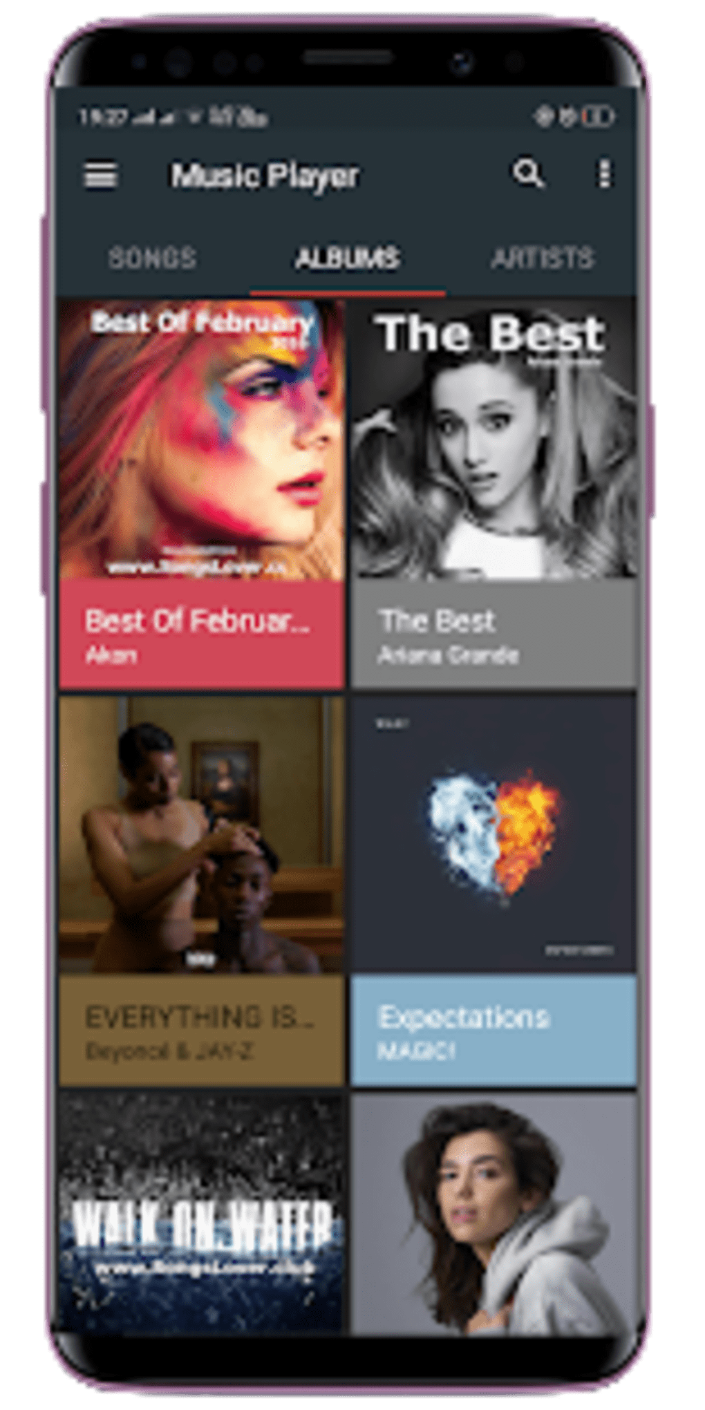 Mp3 Music Player 2019 Equalizer and Bass Booster for Android - Download