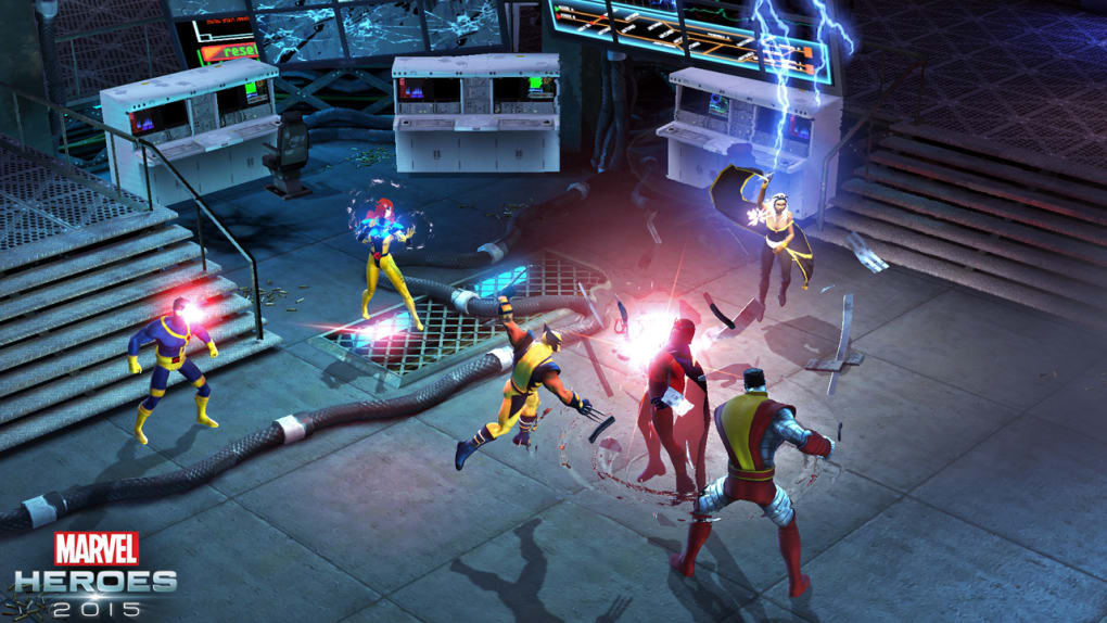 Marvel Heroes For Mac Download