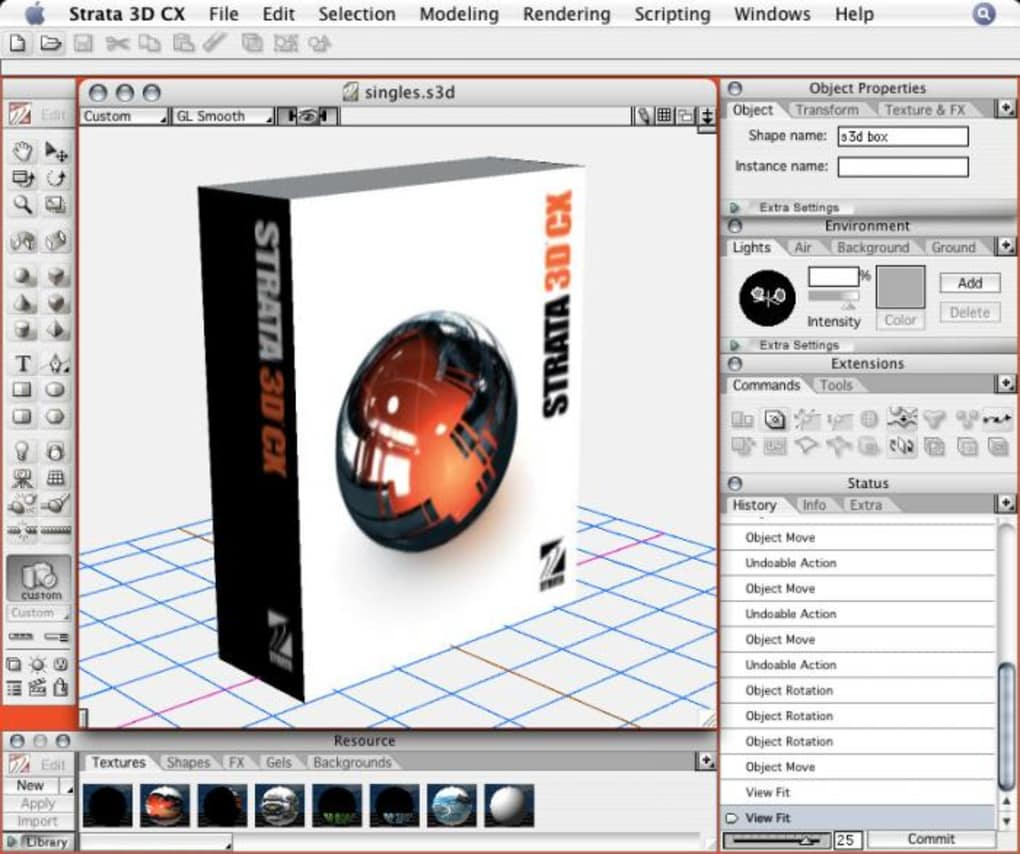 strata 3d cx for mac download