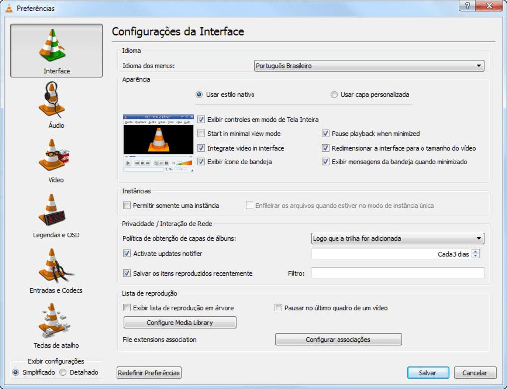 v l c video player download