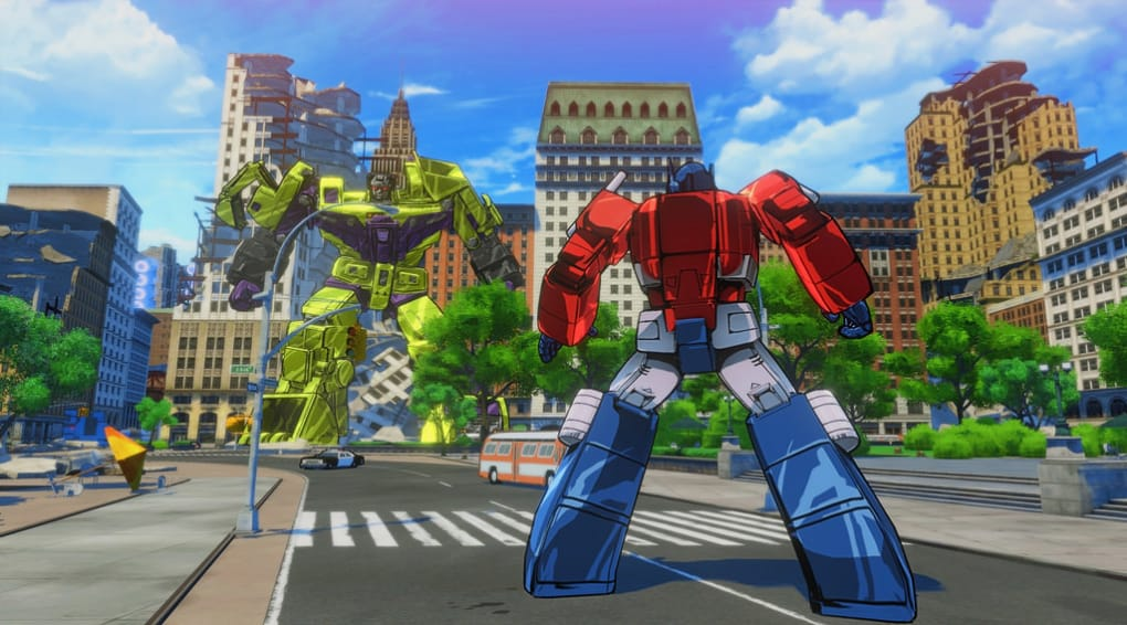 transformers devastation pc game free download