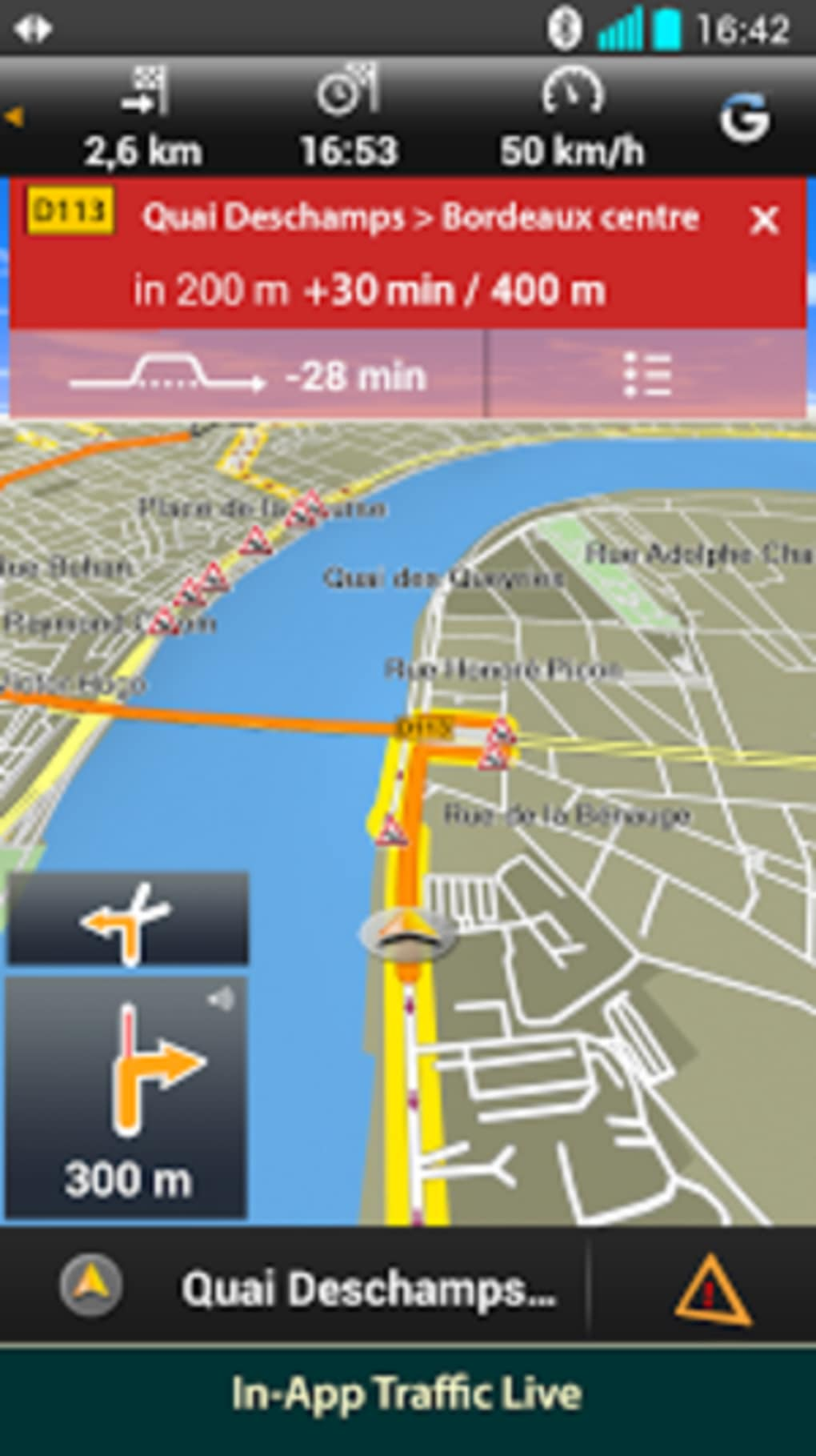 NAVIGON MobileNavigator for Android - Download