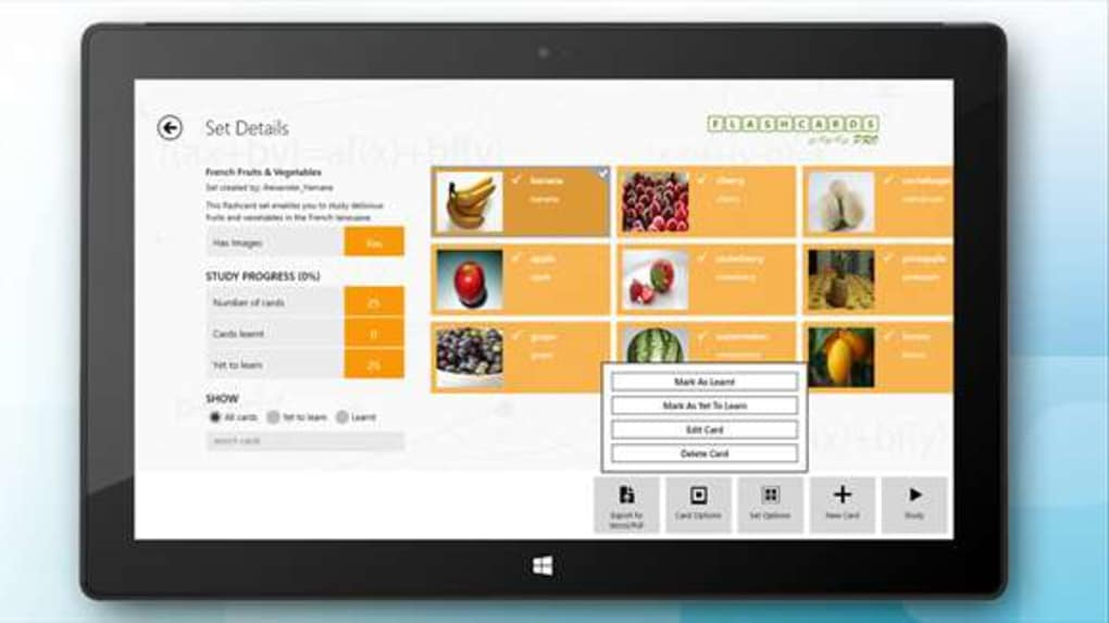 Flashcards Pro - Download