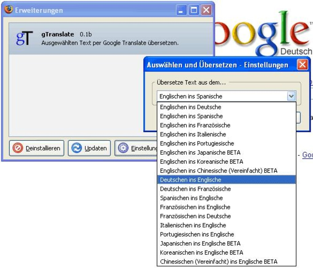 Gtranslate Extension Download