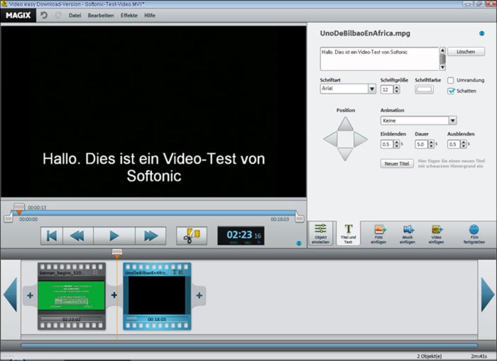 <b>MAGIX</b> <b>Video</b> <b>easy</b> <b>HD</b> <b>5</b>.0.3.106 free download... -…