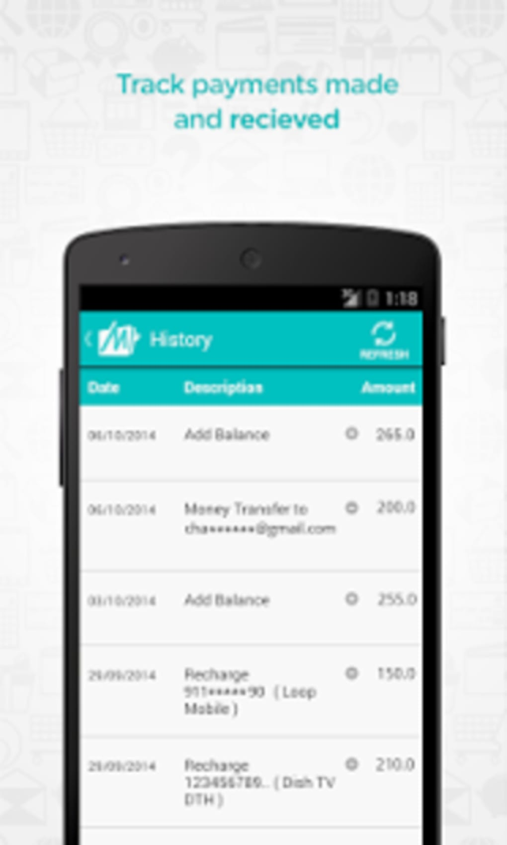 Mobile Recharge and Bill Pay for Android - Download