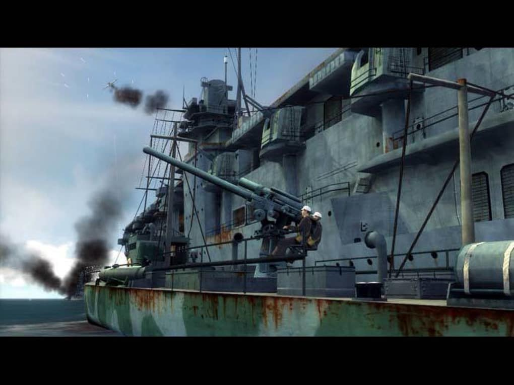 Battlestations: Midway. Singleplayer campaign. FULL. Game ...