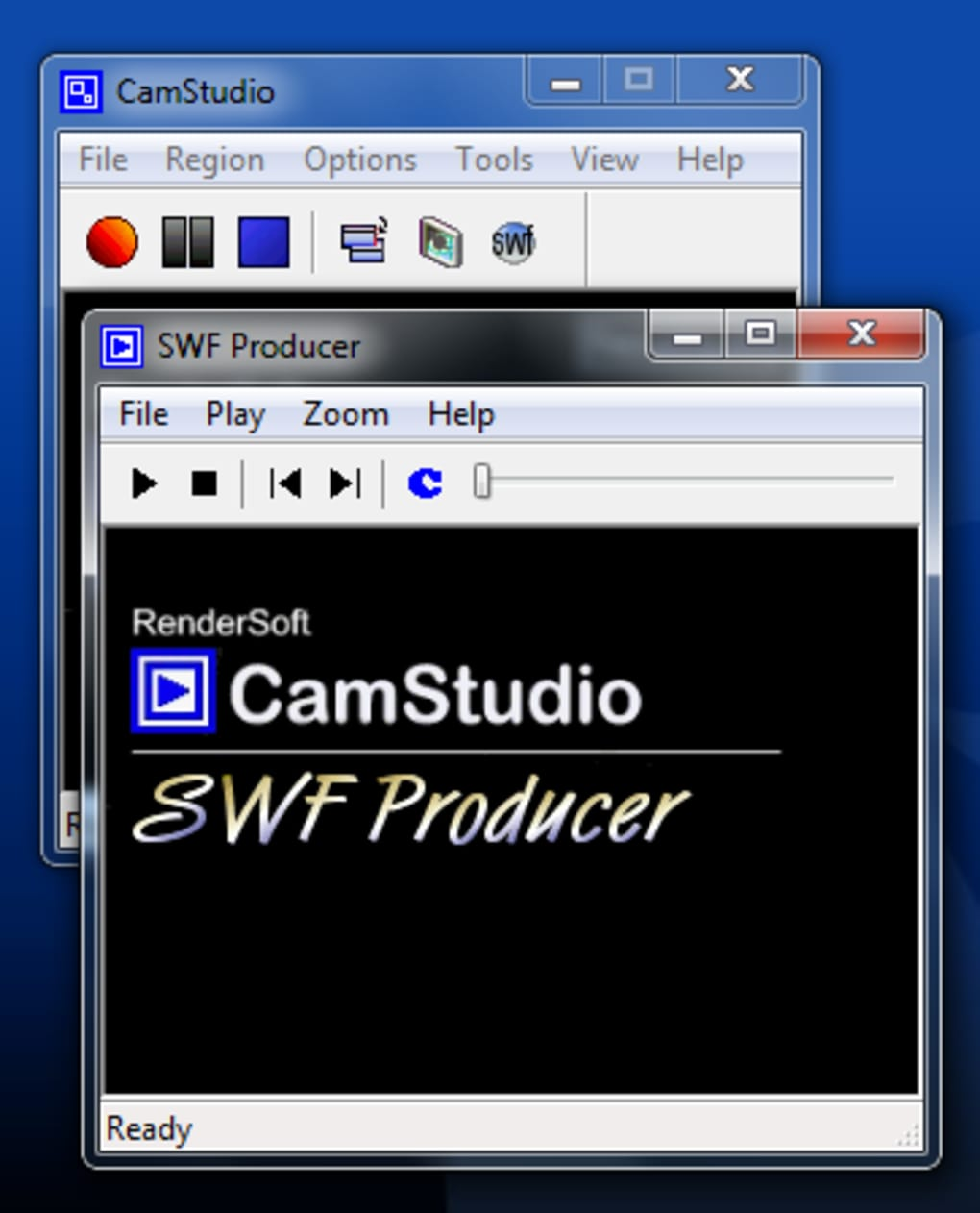 camstudio en francais windows 8