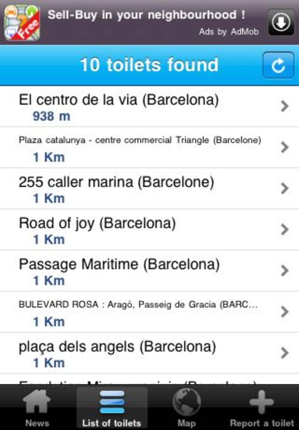 Toilet Finder For Iphone Download