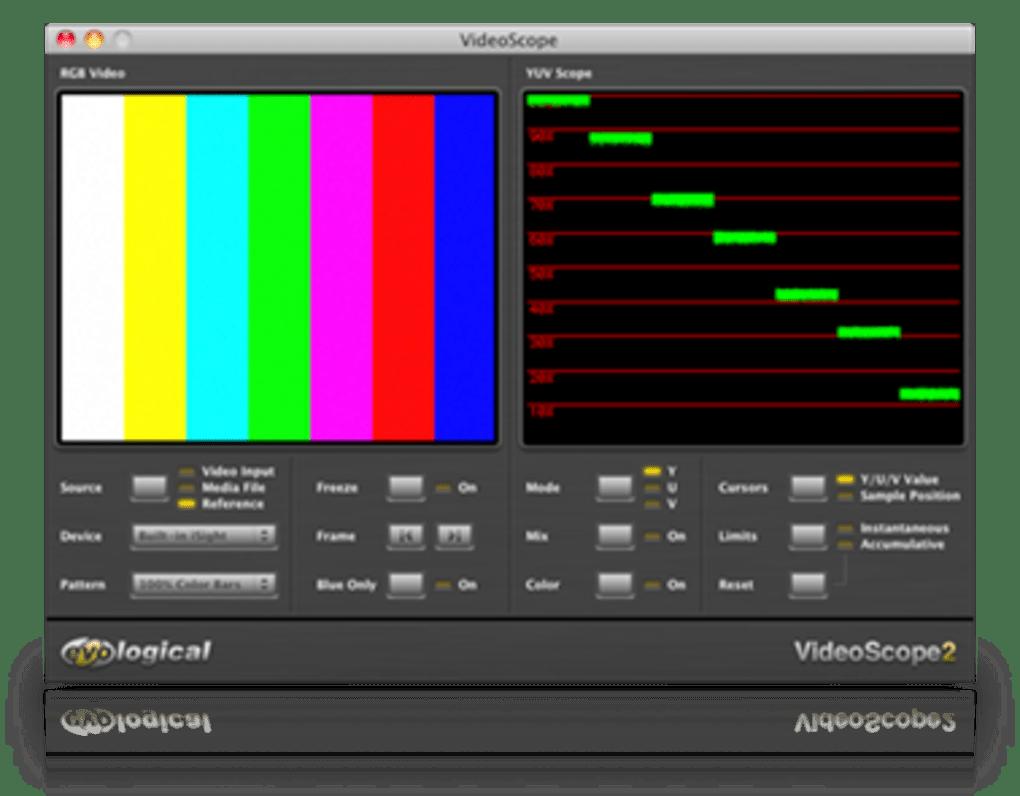 VideoScope for Mac - Download