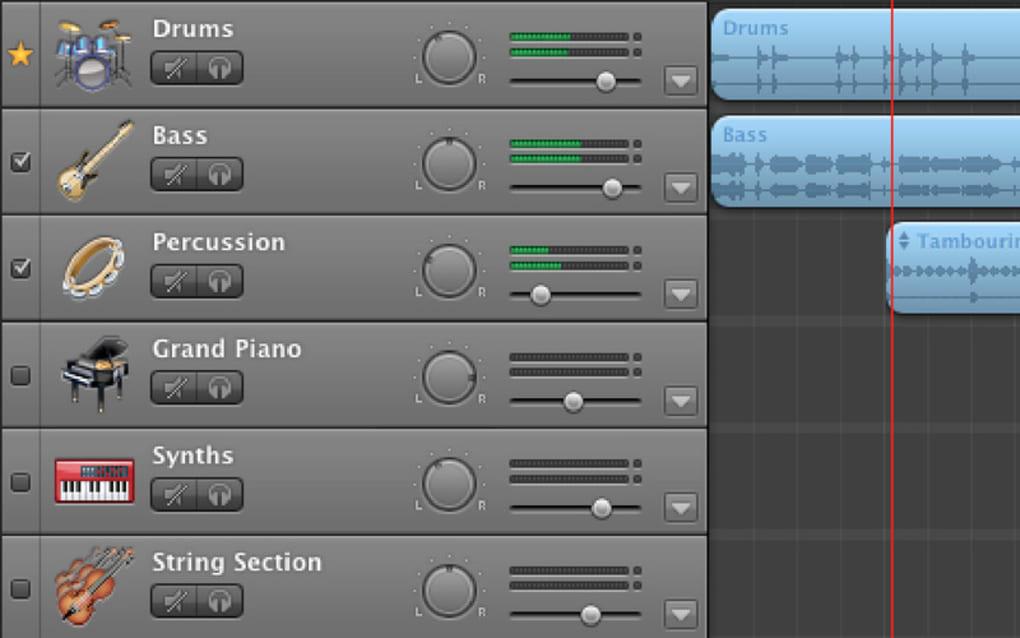 GarageBand for Mac - Download