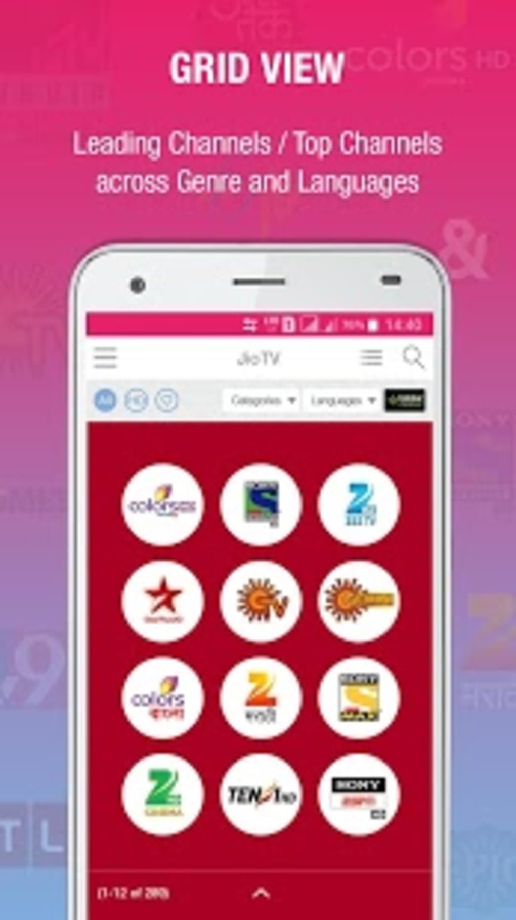 Jiotv Live Sports Movies Shows For Android Download