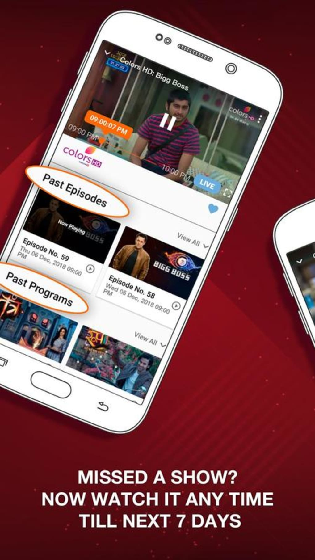 JioTV - Live TV & Catch-Up APK for Android - Download