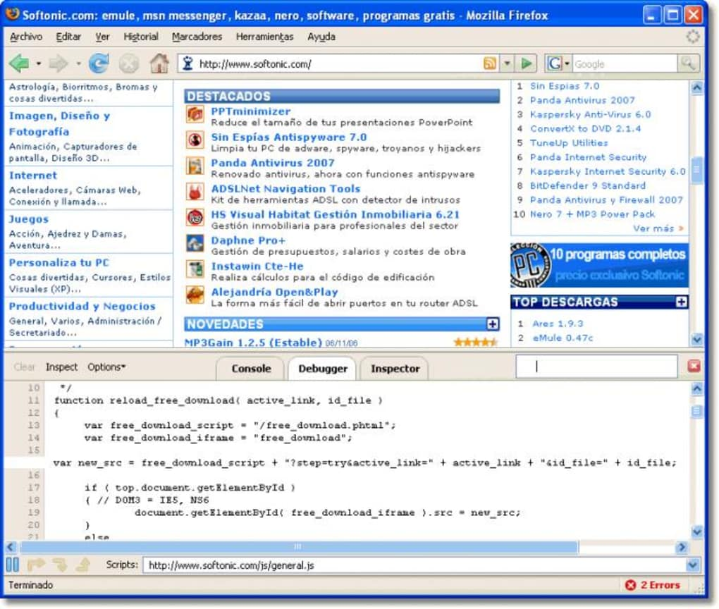 firebug chrome gratuit