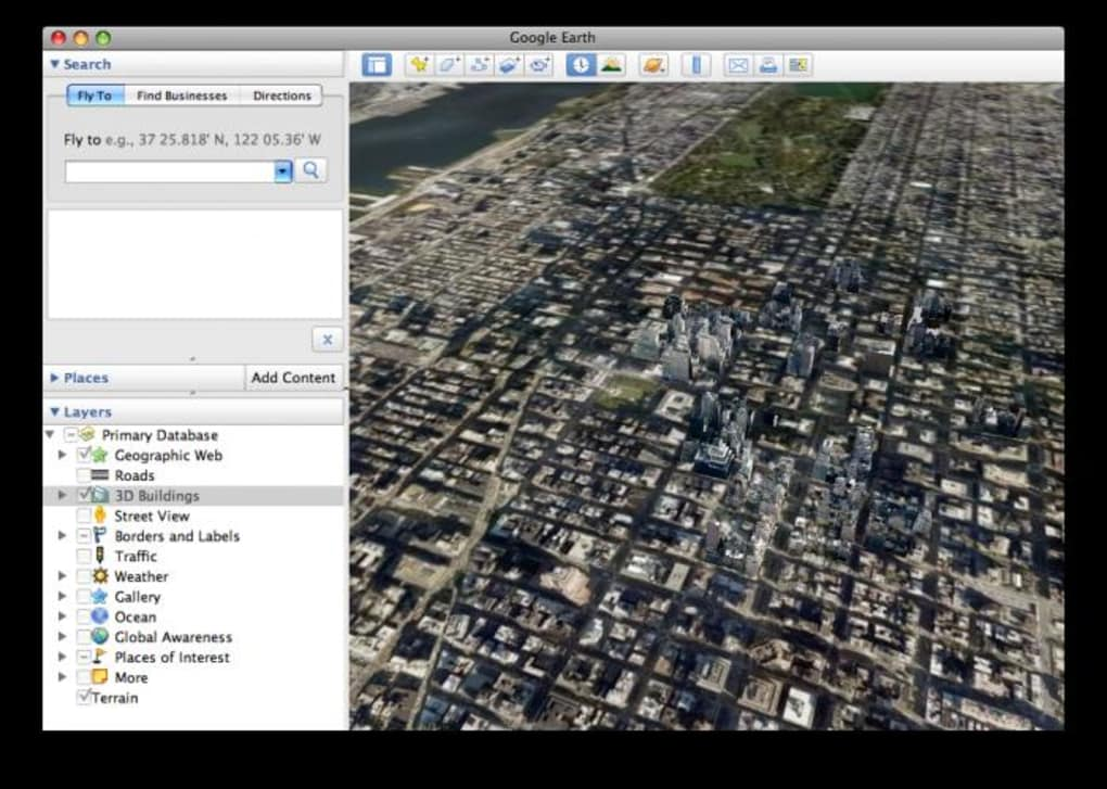 google earth mac os 10.4.11