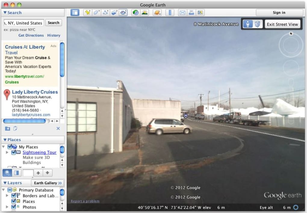 Google Earth For Mac 10.6.8 Download