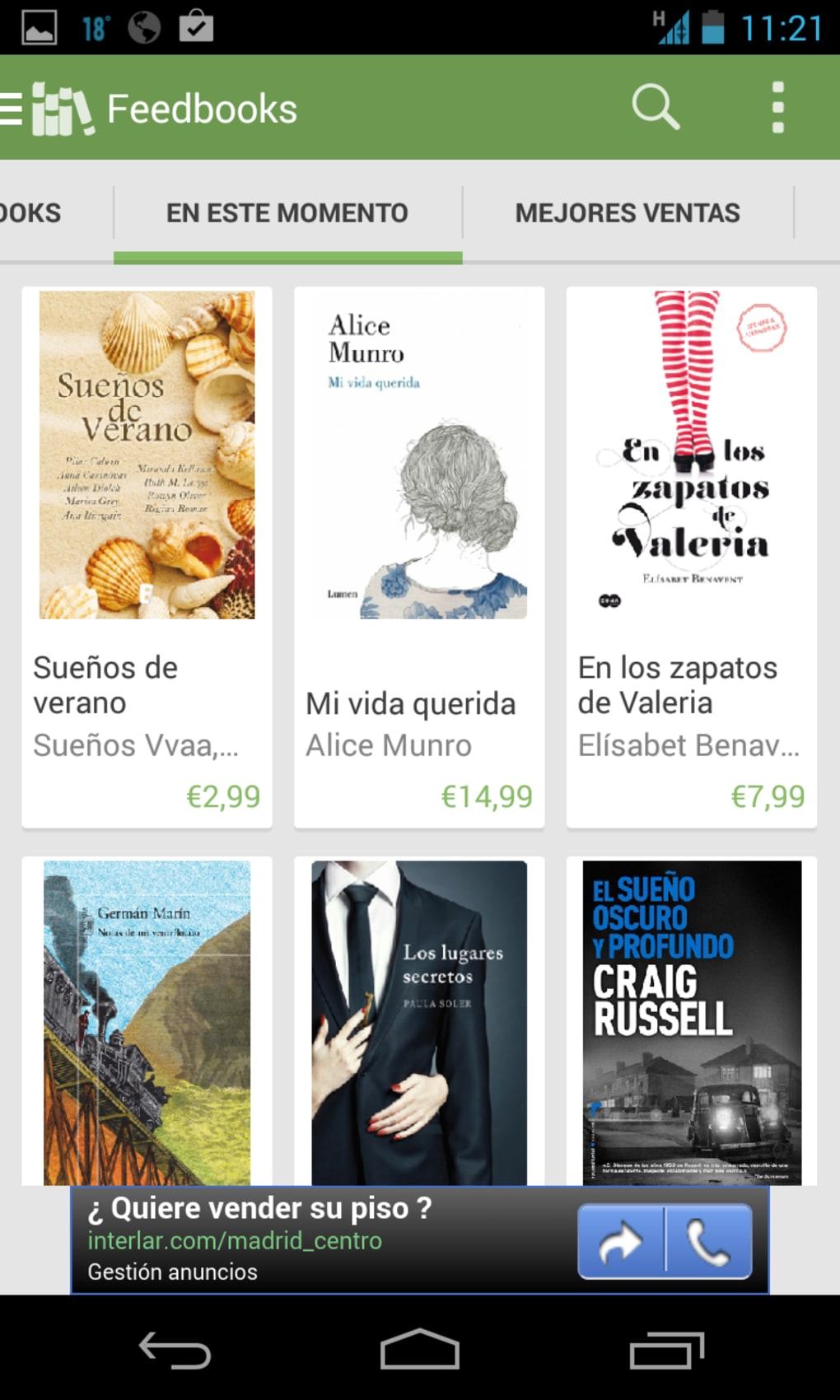Aldiko Book Reader Premium para Android - Descargar