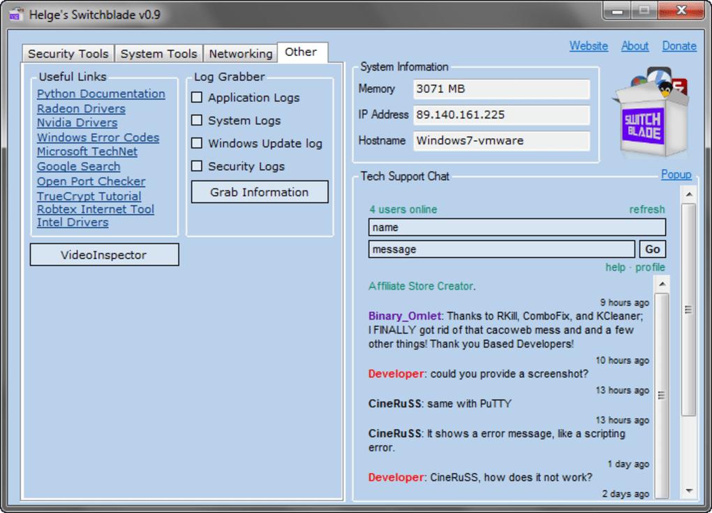 Helge 39 s switchblade t l charger - Installer office famille et petite entreprise 2013 ...