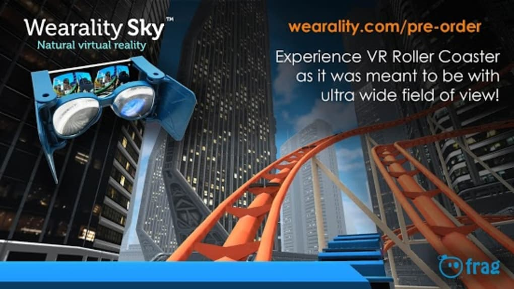 VR Roller Coaster for Android - Download