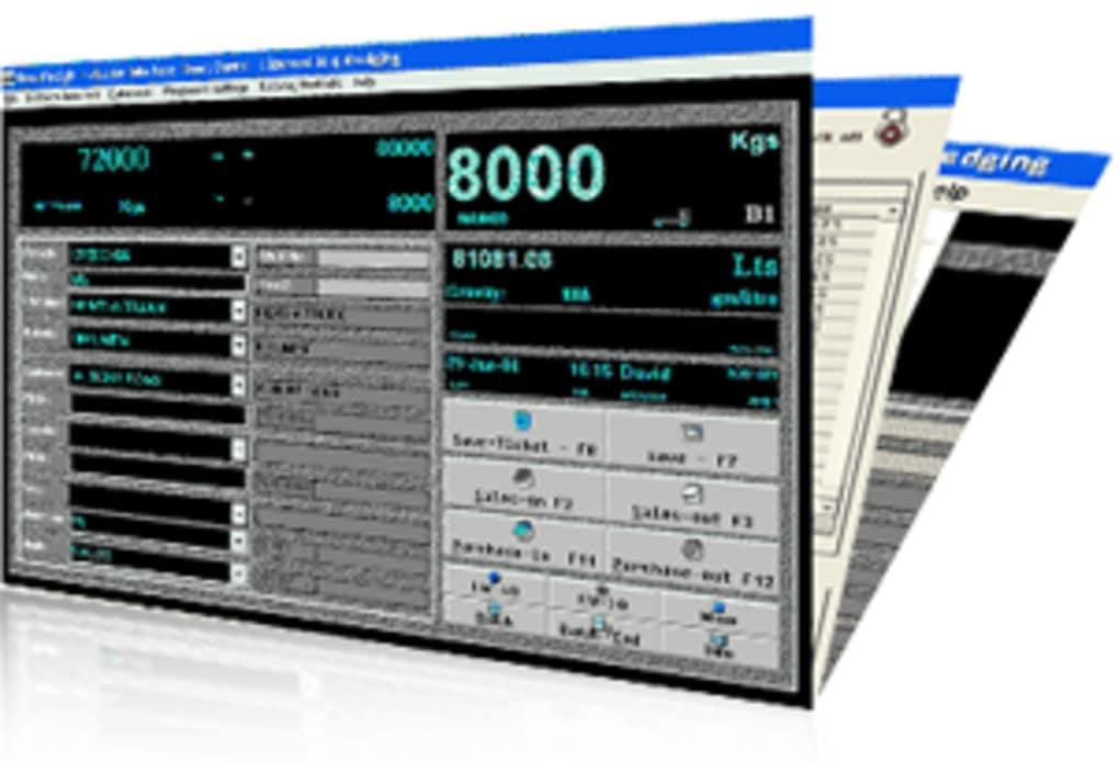Weighbridge software smartweigh download.