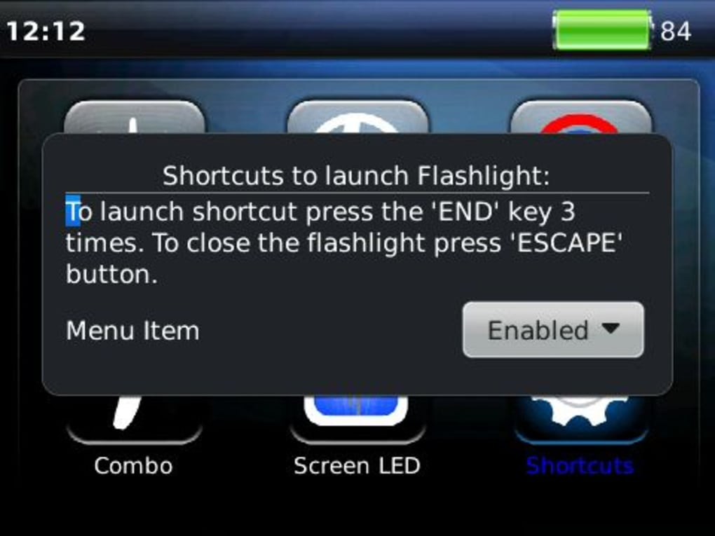 Torcia - Brightest Torchlight For Blackberry - Download-6393