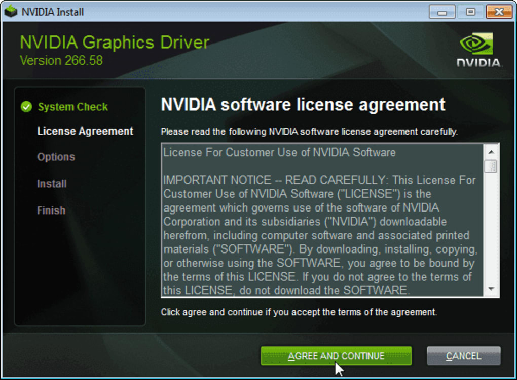 NVIDIA GeForce Driver - Download