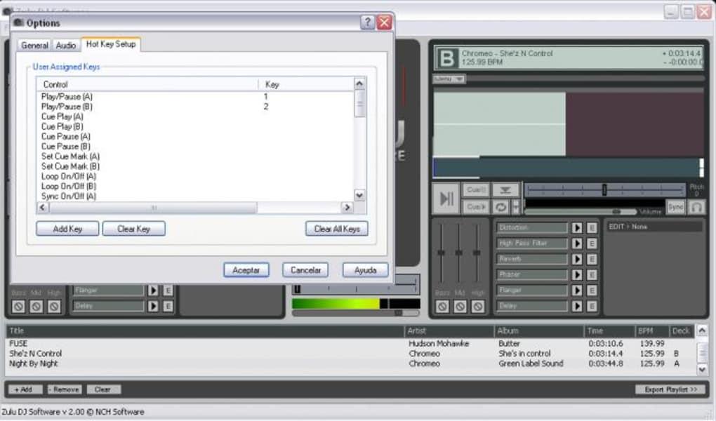 Zulu DJ Software - Download
