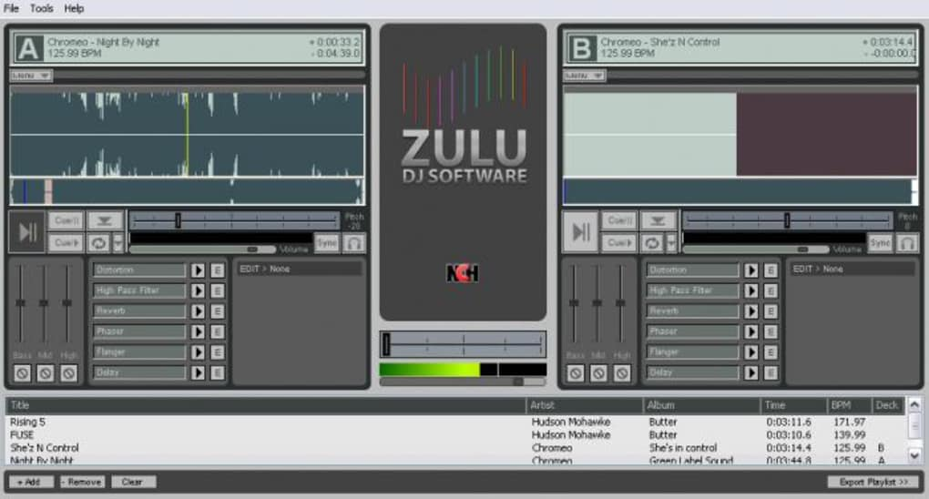 zulu dj software for pc free download
