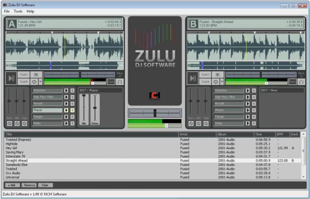 zulu dj software kostenlos