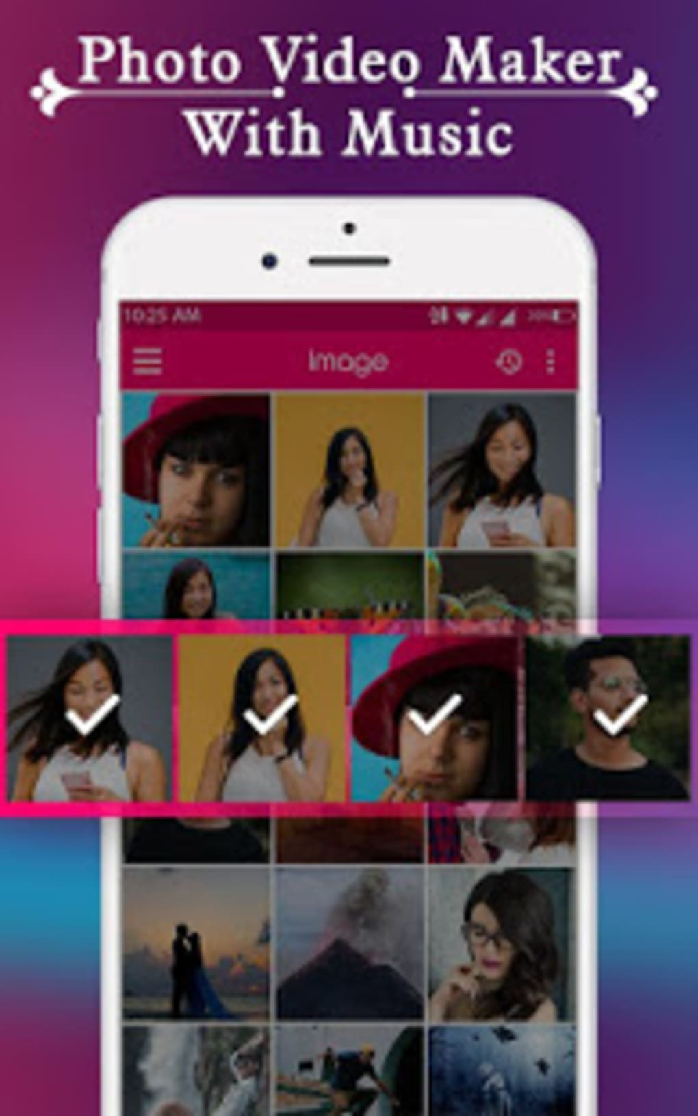 Photo Video Movie Maker With Music for Android - Download